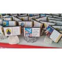 Mensagens Bíblicas Mini Livrinho Na Pedra Kit Com 10