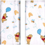 Disney Winnie The Pooh Cobijas - Blue Boy 2 Pack