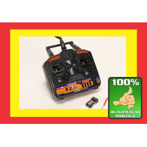 Rádio Hk Hobby King 4ch Tx + Rx V2 Mode 2 - Temos Combos