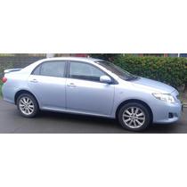 Vendo Flamante Toyota Corolla 1.6 Full Equipo Matriculado