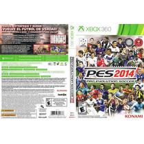 Jogo Pes 2014 14 Ntsc Original Para Xbox 360 Menor Preço