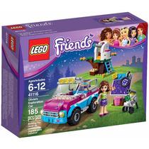 Lego Friends - O Carro De Exploração Da Olivia 41116