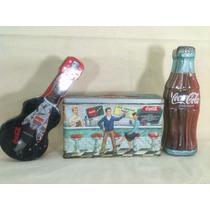Cajas De Lámina / Coca Cola/ Vintage/adornos