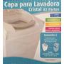 Capa Lavadora Roupa Electrolux Mod Original 12/15kg Tamanh G
