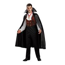 Disfraz De Vampiro Conde Dracula Disfraces Carnaval Hallowe