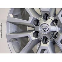 Roda Toyota Hilux Sw4 2016 Aro 17 6x139 S10 Silverado Ranger