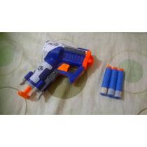 Nerf N-strike Elite Triad Ex-3 Usado