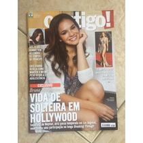 Revista Contigo Bruna Marquezine Cris Vianna Ronnie Von