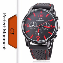 Relógio Masculino Sport Gt F1 Importado Speed Racer