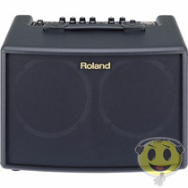 Cubo Amplificador Violao Roland Ac60-rw Loja P R O M O Ç Ã O