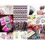 Kit Decoracion De Uñas Nail Art Stamping Dotting Pinceles