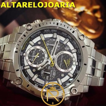 Relógio Bulova Precisionist Cronógrafo 96b175 Original !