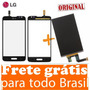Tela Touch Lcd Display Lg Optimus L70 D320 D320n D321 Ms32