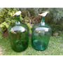 Botellones De Vidrio Antiguos