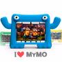 Funda Tablet Microcase Mymo Chicos Kids Monstruo 7 Nuevas