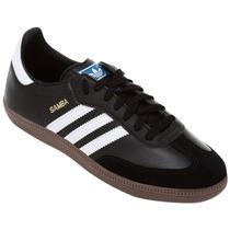 Tênis Adidas Samba Lea Casual