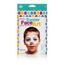 Kit De Pintura Para Cara 6 Crayones