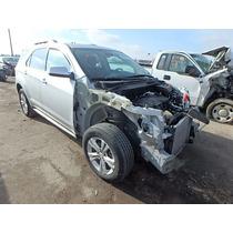 Chevrolet Equinox 2013 Se Desmantela Por Partes