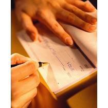 Software Programa Para Controle De Cheques Pré-datados