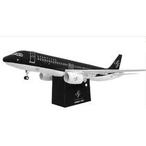 Airbus A320 Maquete Brinquedo Modelo Réplica Aeromodelismo