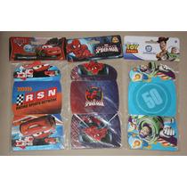 Tarjeta De Invitacion De Fiesta Spiderman Cars Buzz Light Ye