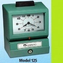 Reloj Checador Para Estacionamiento/personal