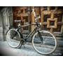 Bicicleta London 700 Vintage Retro Equipada