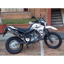 Yamaha Xt660r Blanca 2016