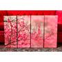 Cuadros De Paisajes Y Flores - Cerezos - Rosas - Tulipanes