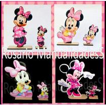 8 Centrales De Minnie Mouse