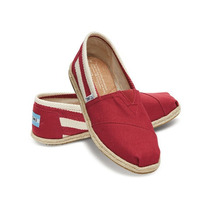 Zapatos Toms University Stripe Mujer