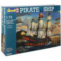 Pirate Ship Navio Pirata 1:72 - Revell 05605 Pronta Entrega