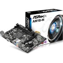 Motherboard Placa Base Asrock B-m Ddr3 Microatx Socket Am1