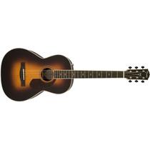 Violao Fender Paramount Parlor Com Case 096 0292 - Pm-2 Del