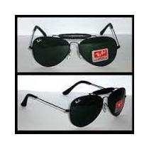 Óculos De Sol Rb 3030 Modelo Caçador Preto