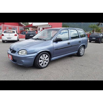 Gm - Chevrolet Corsa Wagon Super 1.0 Mpfi 16v