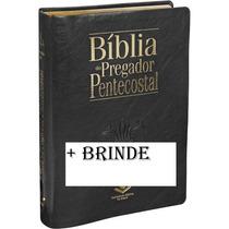 Bíblia Do Pregador Pentecostal De Estudo Cpad