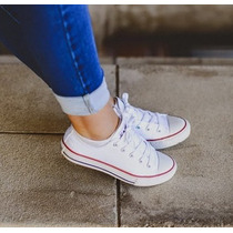 Zapatos Converse Blancos Talla 37 All Star