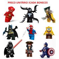 Minifiguras Lego Compatível Jurrasic World Senhor Dos Aneis