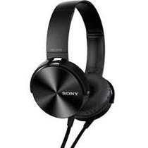 Fone Ouvido Sony Mdr-xb450ap Headphone Extra Bass Importado