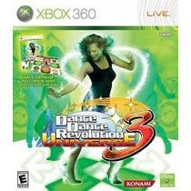 Dance Dance Revolution Universe 3 Com Tapete