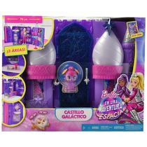 Barbie En Una Aventura Espacial Castillo Galáctico