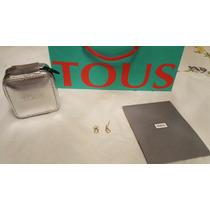 Aretes Tous Oro Kaos 100% Tous 100% Oro 18k Tous