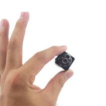 Mini Filmadora Espiã Hd 1080p Câmera Visão Noturna Detector