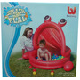 Pelotero Pileta Inflable Animalito 50 Pelotas Rana Best Way