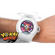Yokai Watch Original En Español De Hasbro Cerrado Medallas