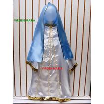 Disfraz De Virgen Maria Para Pastorelas Disfraces Navidad