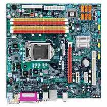 Kit Placa Mãe 1156 Ecs H55h-cm+ Intel Core I3-550 3,2 Ghz