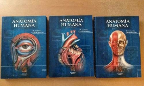 Tratado De Anatomia Humana Fernando Quiroz Pdf