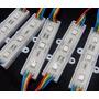 100 Módulo 5050 Smd 3-led Ip65 Prova D
